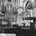 Amsterdam. Interieur van de Westerkerk met het grote orgel en de preekstoel, Bestanddeelnr 918-1329.jpg
