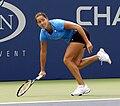 Ana Ivanović at the 2009 US Open 01.jpg