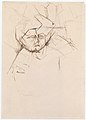 Analytical Study of a Woman's Head Against Buildings MET DT6421.jpg