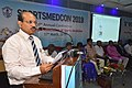 Ananda Kishore Pal Speaks - Inaugural Session - SPORTSMEDCON 2019 - SSKM Hospital - Kolkata 2019-03-17 3251.JPG