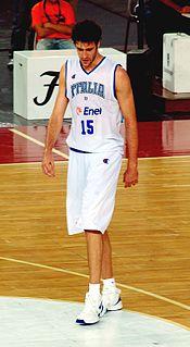 Italian basketball player