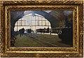 Angelo morbelli, la stazione centrale di milano nel 1889, 1889, 01.jpg
