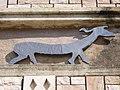 Animal Sculptures at the entrance to Ramot, Jerusalem -9 (6815581092).jpg