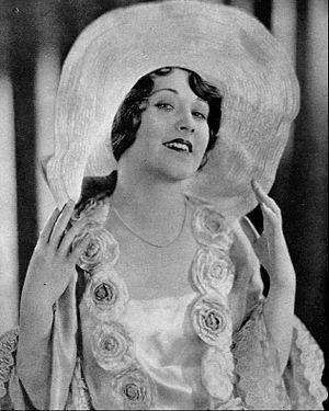 Ann Christy - Christy in 1927