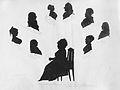 Anna Catharina Tønder Lysholm (1735–1804) med familie. (2746345949).jpg