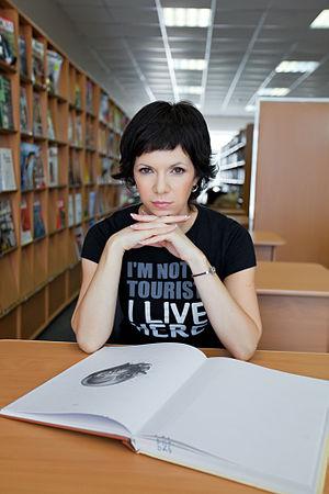 Anna Matveïeva cover