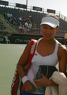 Anne Keothavong British tennis player