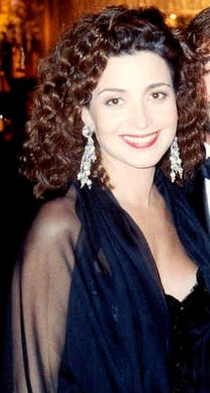 Annie Potts - Potts in 1989