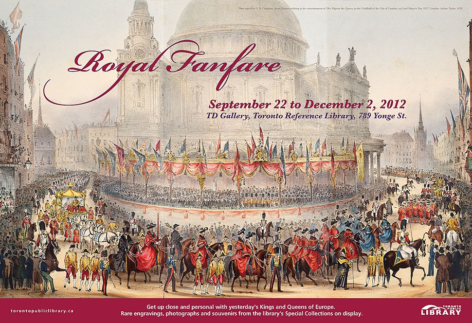Announcing Royal Fanfare Toronto Library