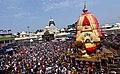 Annual chariot festival 'Jagannath Yatra', Puri Odisha.jpg