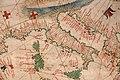 Anonimo portoghese, carta navale per le isole nuovamente trovate in la parte dell'india (de cantino), 1501-02 (bibl. estense) 07 italia.jpg