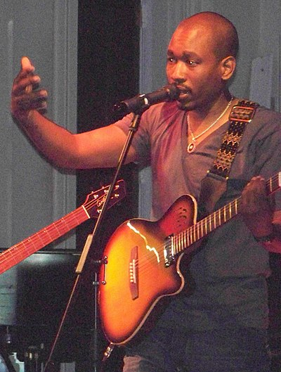 Picture of a band or musician: Anthony David