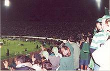 Il vecchio Stadio José Alvalade