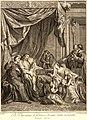 Antoine Hérisset - Saint Vincent de Paul visitant Louis XIII sur son lit de mort.jpg