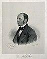 Anton Neidhart. Lithograph by J. Kriehuber, 1861. Wellcome V0004238.jpg