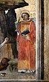 Antonio del massaro detto il pastura, ss. g. battista, girolamo, lorenzo e un committente, 1490 ca. 05.jpg