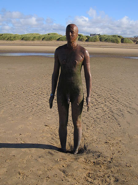 File:Antony Gormley's Another Place - IMG 2418.JPG