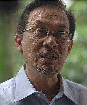Next Malaysian general election - Anwar Ibrahim