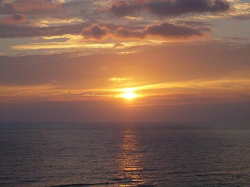 Anzio Sunset
