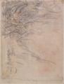 AokiShigeru-1902-First Stone Gate of Kondō in Mt Myōgi-lower part.png