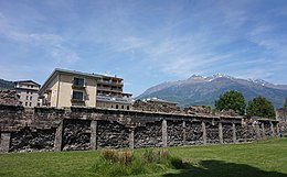 Aosta - Ancient Roman wall.jpg