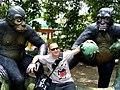 Apes and me, Haw Par Villa (Tiger Balm Theme Park), Singapore (41378711).jpg