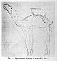 Aphasia, drawing of a camel. Wellcome L0023675.jpg
