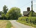 Approaching Iron Pear Tree Farm on Consciences Lane - geograph.org.uk - 1366799.jpg
