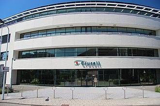 Leiden Bio Science Park - Crucell