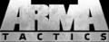 ArmA Tactics Logo (Black).png