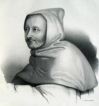 Armand Jean le Bouthillier de Rancé - Image: Armand jean le bouthillier de rancé