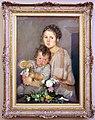 Armando spadini, bambini e fiori (anna e lillo coi fiori), 1922, 01.jpg