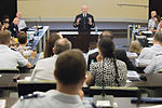Army Gen. Martin E. Dempsey, chairman of the Joint Chiefs of Staff, speaks to Air Force brigadier generals and their spouses during the Air Force Senior Leader Orientation Course on Joint Base Andrews, Md., Jul 150715-D-HU462-063.jpg