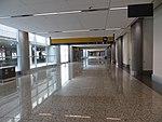 Arrivals area of Calgary Airport, Jul 2017.jpg