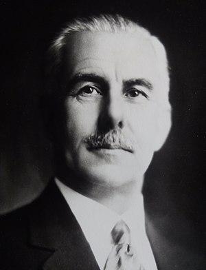 Arthur Stallworthy - Stallworthy in 1928.