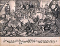 Arthur Szyk (1894-1951). The Nibelungen series, Valhalla (1942), New York.jpg