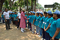 Arup Roy Meets Participants - Summer Camp - Nisana Foundation - Sibpur BE College Model High School - Howrah 2013-06-09 9705.JPG