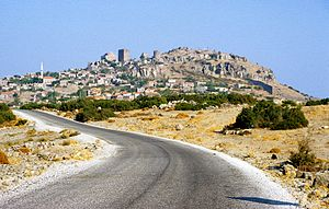Acropolis - Acropolis of Assos