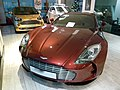 Aston martin one-77 brown (6595630749).jpg