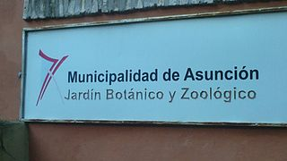 botanical garden and zoo located in Asunción, Paraguay