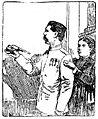Atentatorul la viaţa M. S. Regeluĭ Românieĭ, Foaia Populară, 6 feb 1900.JPG