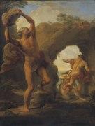 Atis and Galathea (Pompeo Batoni) - Nationalmuseum - 23711