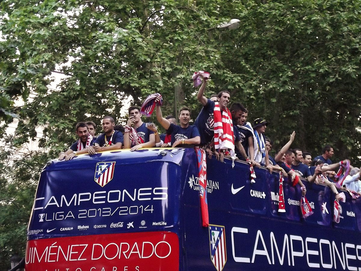 File Atletico De Madrid Liga 2013 2014 Mayo 2014 Jpg Wikimedia Commons