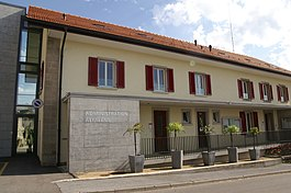 Attalens - Attalens Town Hall