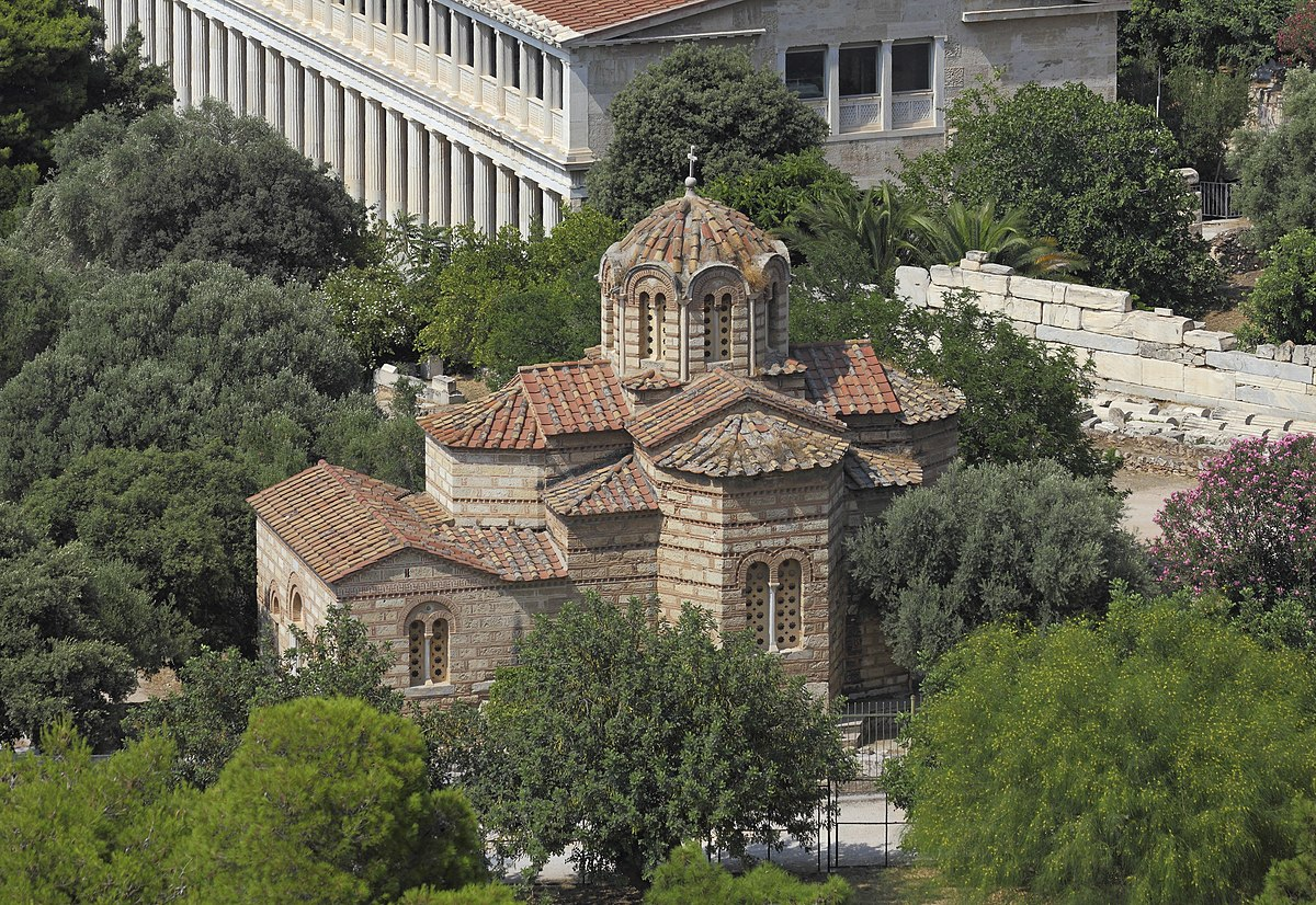 Church of the Holy Apostles, Athens - Wikipedia