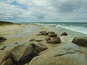 Protected areas of Tasmania - Image: Au tas sthelens conserv area