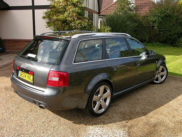 Image of Audi RS 6 Avant (C5)