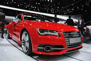 Audi S7 at the Frankfurt Motor Show IAA 2011 (6147646372).jpg