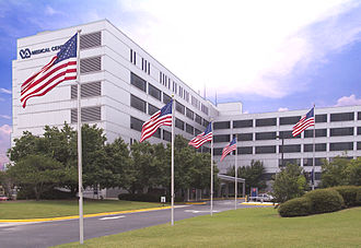 Medical District (Augusta, Georgia) - Charlie Norwood VA Medical Center