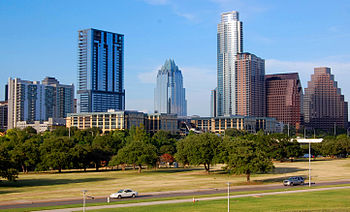 List Of Tallest Buildings In Austin Texas Wikipedia